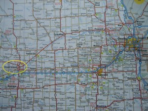 Where in the world is Grand Island, Nebraska