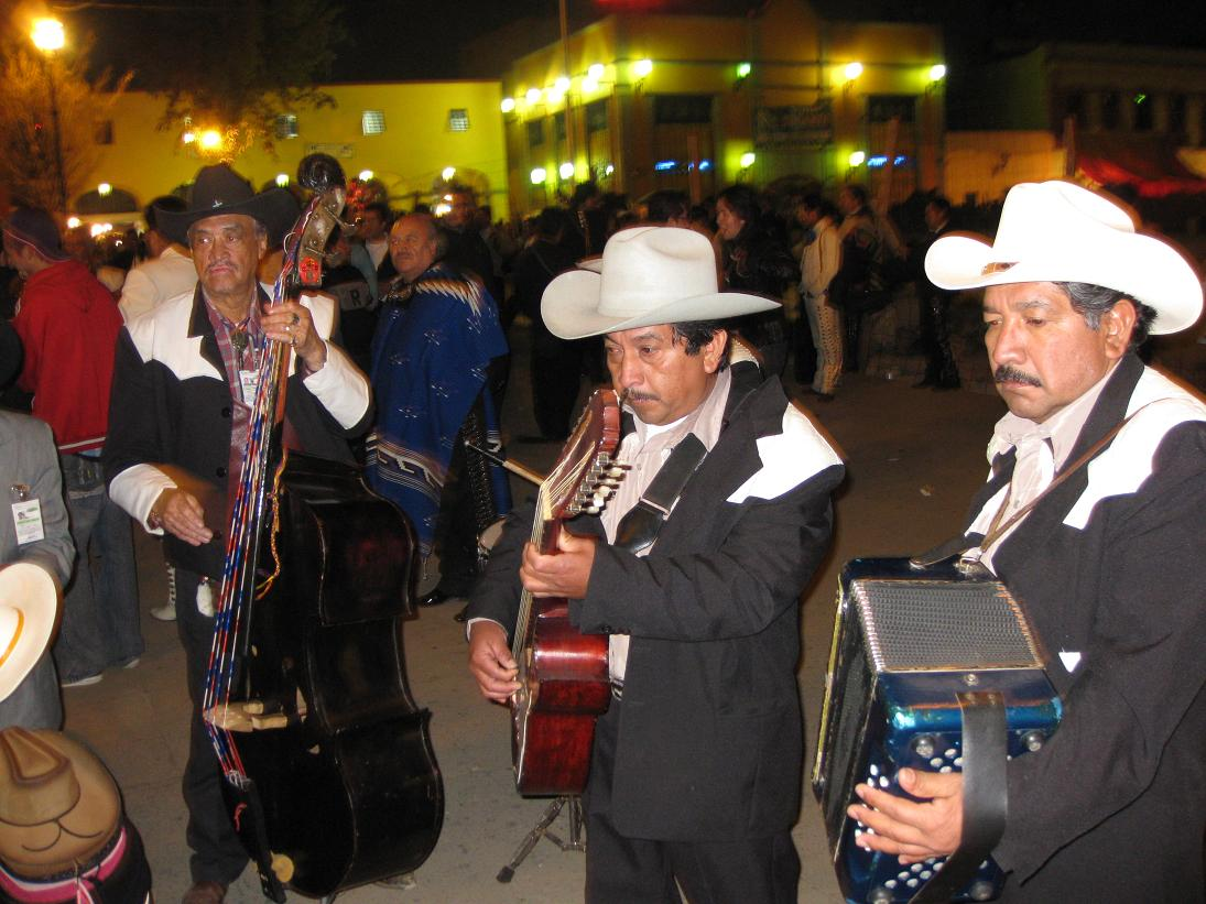 The first mariachi band that we hired may or may not have been sleepwalking.