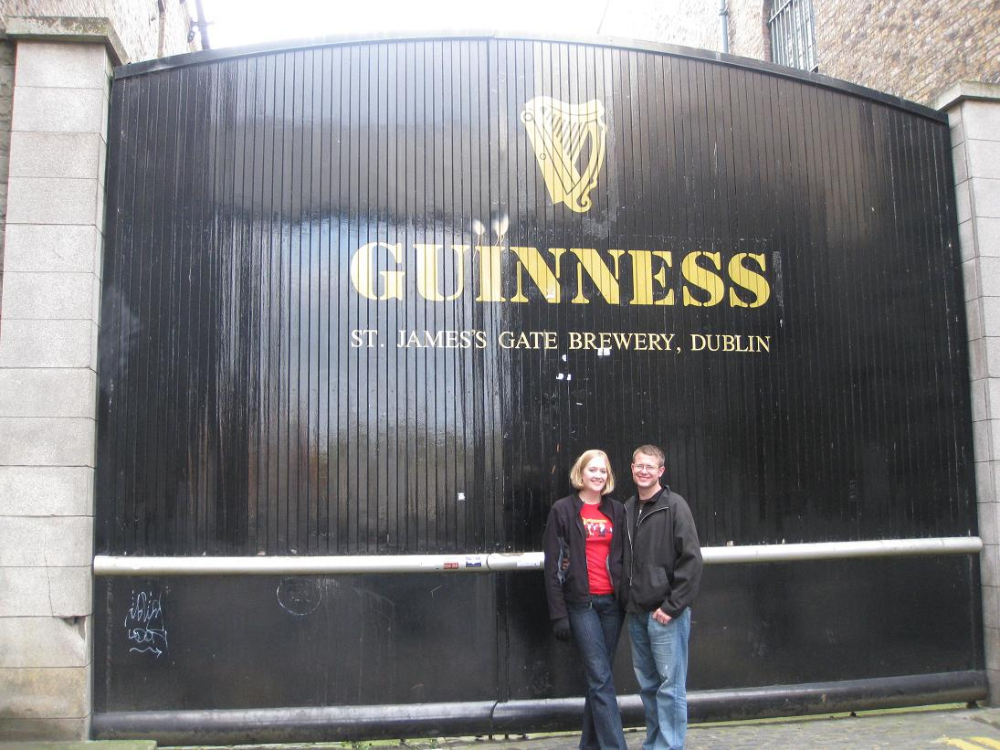Obligatory Guinness logo photo: check.